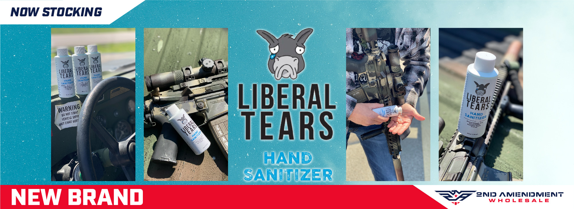 Liberal Tears Hand Sanitizer
