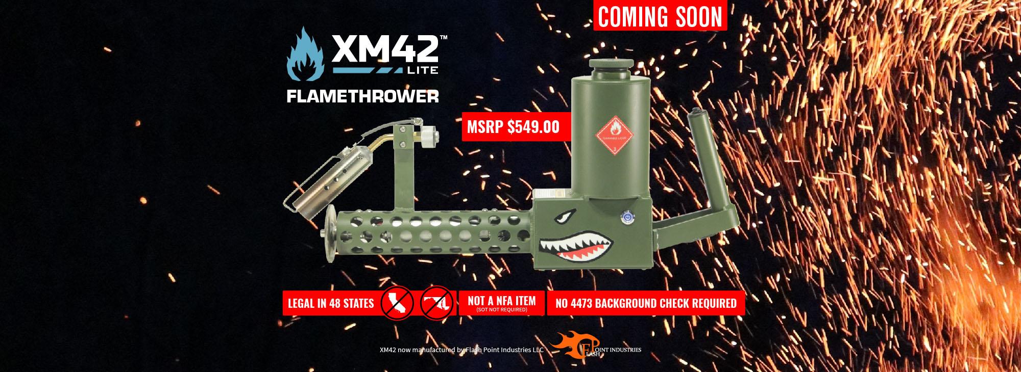 XM42 Lite Shot Special