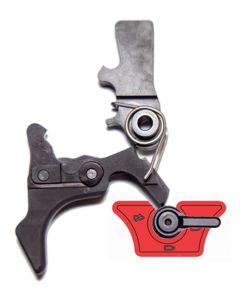 Franklin Armory BFSIII PC-C1 Binary Firing System III Trigger - For PC Carbine Platforms | Curved Trigger