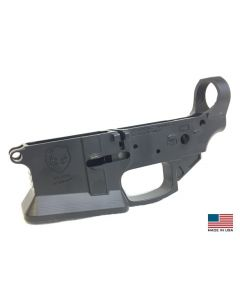 KE Arms KE-15 Billet Stripped AR Lower Receiver - Black