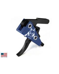 KE Arms DMR Drop-in Trigger For AR15 - Black
