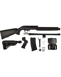"Black Aces Tactical Pro Series M Semi-Auto Shotgun - Black | 12ga | 18.5"" Barrel | KIT - ASSEMBLY REQUIRED"