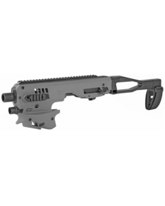 CAA MCK Gen 2 Micro Conversion Kit - Tungsten | Fits Glock 17, 19, 19X, 22, 23, 31, 32, G45
