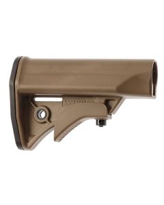 LWRC Compact Adjustable Stock - FDE | AR15