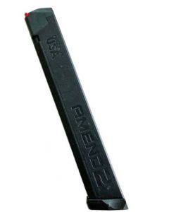 Amend2 9mm Magazine - Black | 34rd | Fits Glock Double Stack