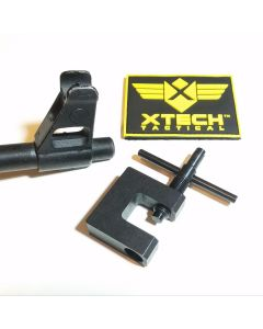 XTech Tactical Universal Premium Steel AK Front Sight Tool