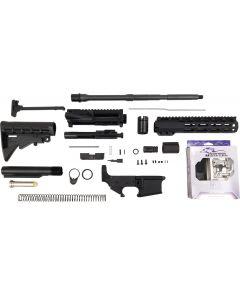 "Anderson AM-15 Forged AR15 Rifle Kit - Black | 5.56NATO | 16"" Barrel | M-LOK Rail"