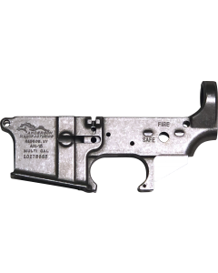 Anderson AM-15 Forged Stripped AR15 Lower Receiver - Unfinished