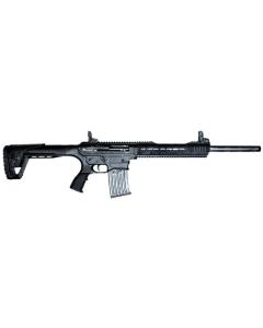 "Armelegant ANG-4 Semi Automatic Shotgun - Black | 12ga | 20"" Barrel"
