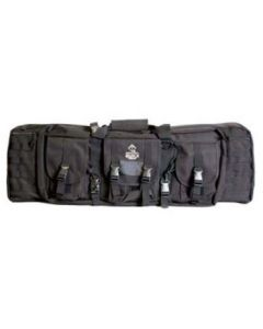 ATI Rukx Gear Tactical Double Gun Case - Black | 36""