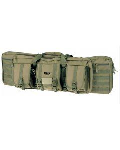 "ATI Rukx Gear Tactical Double Gun Case - Green | 36"""