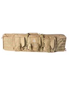 ATI Rukx Gear Tactical Double Gun Case - Tan | 36""