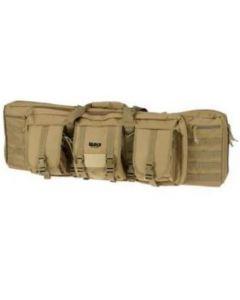 "ATI Rukx Gear Tactical Double Gun Case - Tan | 42"""