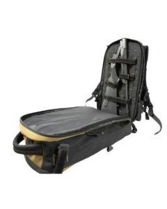ATI Nomad Shotgun & Rukx Gear Survivor Backpack Bundle - Includes 1 ATIG12NMD18 Black 12ga Single Shot Shotgun & 1 Ruxk Gear Survivor Backpack | Tan Backpack