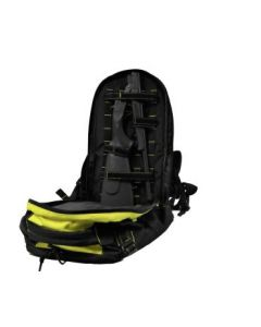 ATI Nomad Shotgun & Rukx Gear Survivor Backpack Bundle - Includes 1 ATIG12NMD18 Black 12ga Single Shot Shotgun & 1 Ruxk Gear Survivor Backpack | Yellow Backpack