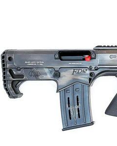 """Black Aces Pro Series Bullpup Pump Shotgun - Distressed Bronze   12ga   18.5"""" Barrel   Barrel Shroud"""