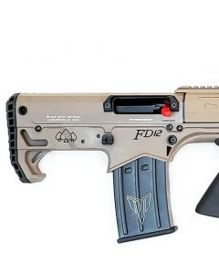 "Black Aces Pro Series Bullpup Pump Shotgun - FDE | 12ga | 18.5"" Barrel 