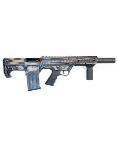 "Black Aces Pro Series Bullpup Semi-Auto Shotgun - Distressed FDE | 12ga | 18.5"" Barrel 