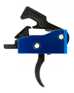 Tactical Superiority Curved Drop-In Trigger | Blue