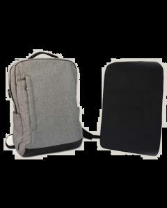Guard Dog Tactical Classic BookBag W/ Level IIIa Soft-Armor Insert| 2 Lbs/Per - Black