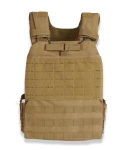 Guard Dog Tactical Boxer Plate Carrier | 2 Lbs/Per - FDE