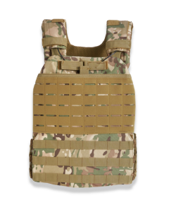 Guard Dog Tactical Boxer Plate Carrier | 2 Lbs/Per - Multicam