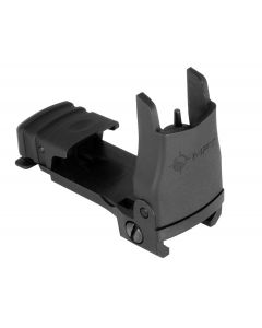 Mission First Tactical Flip Up Front Sight - Black