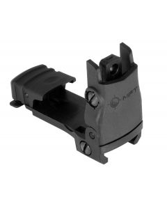 Mission First Tactical Flip Up Rear Sight - Black