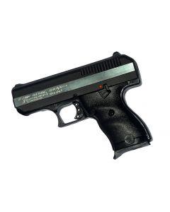 """Hi-Point CF 380mm Pistol - BLK-SLV   3.5"""" Barrel   8rd"""