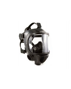 MIRA Safety CM-6S Tactical Gas Mask - NO Drinking System | Full-Face Respirator for CBRN Defense