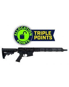 "Bear Creek Arsenal AR15 Rifle- Black | .223 Wylde | 16"" Parkerized M4 Barrel | 1:8 Twist | Carbine Length Gas System | 15"" MLOK Rail| Rifle(No Magazine)"