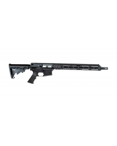 "Bear Creek Arsenal AR15 Rifle- Black | 7.62x39 | 16"" Parkerized M4 Barrel | 1:10 Twist | Carbine Length Gas System | 15"" MLOK Rail| Rifle(No Magazine)"