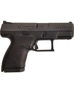 """CZ P-10 S Pistol - Black   9mm   3.5"""" Barrel   10rd   Luminescent Sight   Czech-made"""