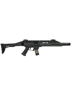 "CZ Scorpion EVO 3 S1 Carbine - Black   9mm   16.2"" Barrel   20rd   Faux Suppressor"