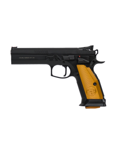 "CZ 75 Tactical Sport Pistol - Black | 9mm | 5.23"" Barrel 