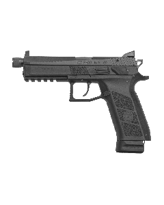 "CZ P-09 Pistol - Black | 9mm | 5.15"" Threaded Barrel 