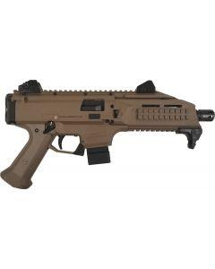 "CZ Scorpion EVO 3 S1 Pistol - FDE | 9mm | 7.75"" Barrel | 20rd"