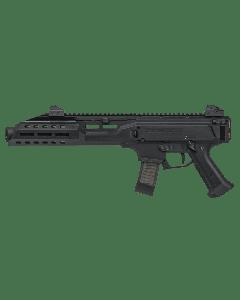 "CZ Scorpion EVO 3 S1 Pistol - Black | 9mm | 7.75"" Barrel | 20rd | Flash Can"