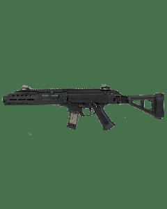 "CZ Scorpion EVO 3 S1 Pistol - Black | 9mm | 7.72"" Barrel | 20rd | Flash Can | SBT EVO Folding Brace"