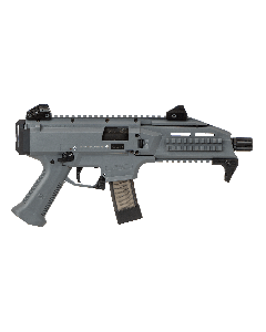 "CZ Scorpion EVO 3 S1 Pistol - Battleship Grey | 9mm | 7.72"" Barrel 