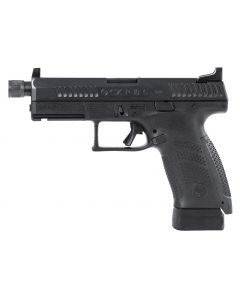 "CZ P-10 C Pistol - Black | 9mm | 4.61"" Threaded Barrel 