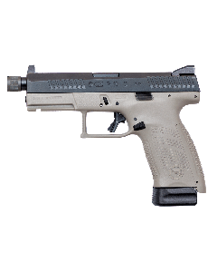 "CZ P-10 C Pistol - Urban Grey | 9mm | 4.61"" Threaded Barrel 