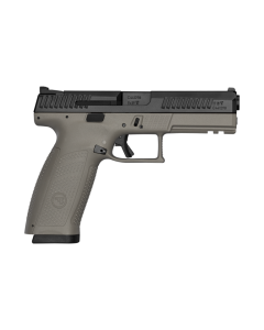 "CZ P-10 F Pistol - FDE | 9mm | 4.5"" Barrel 