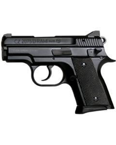 "CZ 2075 RAMI BD Pistol - Black | 9mm | 3.05"" Barrel 