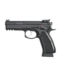 "CZ 75 SP-01 Shadow Target II Pistol - Black   9mm   4.6"" Barrel   18rd"