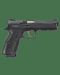 "CZ AccuShadow 2 Pistol - Black | 9mm | 4.89"" Barrel | 17rd"