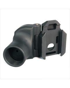 Sylvan Arms CZS100 Titan CZ Scorpion Folding Stock Adapter - Black