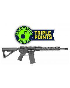 "Diamondback DB15 AR Rifle - Black | 5.56NATO | 16"" Barrel | 12"" M-LOK Rail | A2 Grip | A2 Flash Hider"