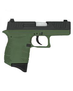 "Diamondback DB9 Compact Pistol - OD Green   9mm   3"" Barrel"