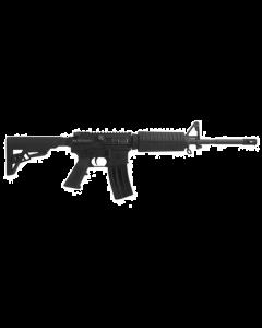 "Diamondback DB15 Rifle - Black   5.56 NATO   16"" Barrel   Single Rail Gas Block"